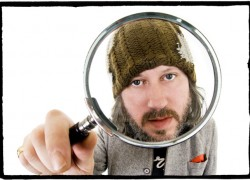 Exclusive photoshoot with Badly Drawn Boy