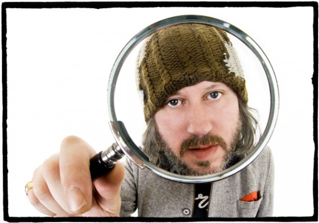 Badly Drawn Boy by Sarahphotogirl