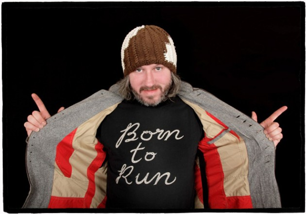 Badly Drawn Boy is Born to Run