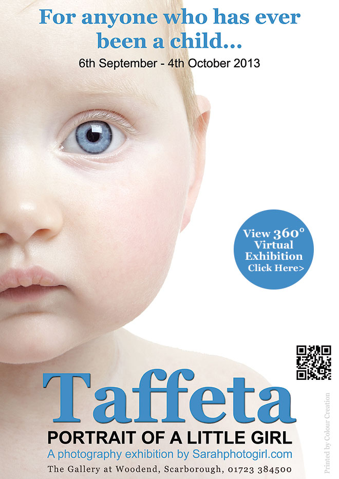Taffeta Exhibition Poster