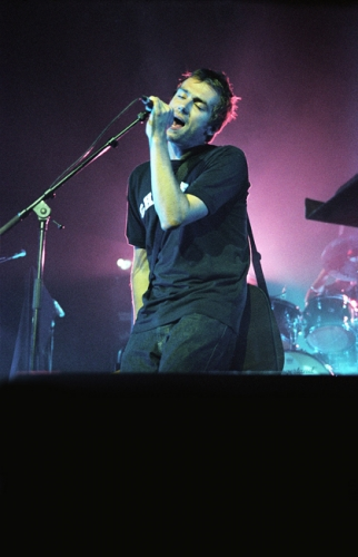 Blur live at Meltdown, Royal Festival Hall, London, 2000