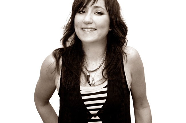 KT Tunstall in London.