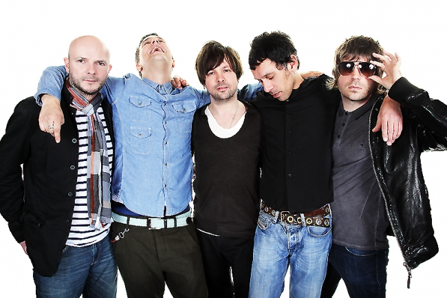 Shed Seven York 2011
